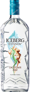Iceberg Icefusion Vodka Chocolate Mint 1.75l - Case of 6